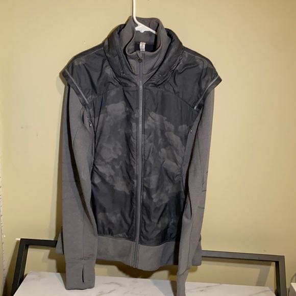 Lululemon athletica active jacket size 12 (xl)